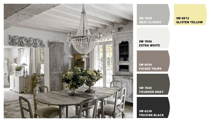 Sherwin williams gray clouds colorsnap by sherwin williams